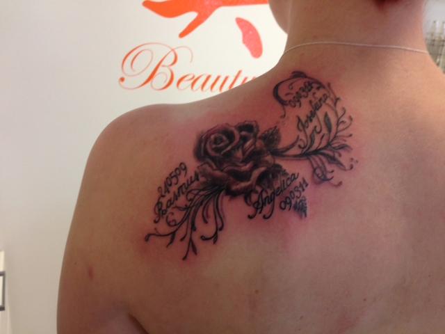 tatuoinnit hieronta eturauhan hieronta